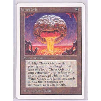 Magic the Gathering Unlimited Single Chaos Orb - NEAR MINT (NM)