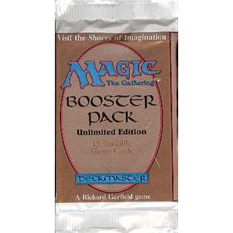 Magic the Gathering Unlimited Booster Pack - UNSEARCHED