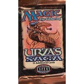 Magic the Gathering Urza's Saga Booster Pack (Reed Buy)