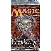 Magic the Gathering Weatherlight Booster Pack (Reed Buy)