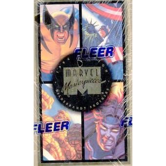 Marvel Masterpieces Box (1994 Fleer)