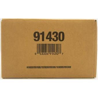 Marvel The Punisher Trading Cards Hobby 12-Box Case (Upper Deck 2020)