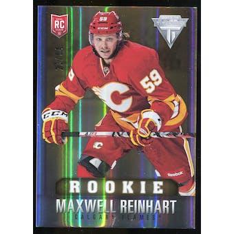 2013-14 Panini Titanium Draft Position #132 Max Reinhart 22/64