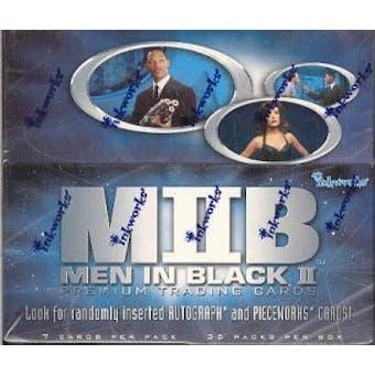 Men in Black 2 Hobby Box (InkWorks)
