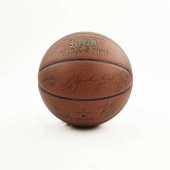 Michael Jordan Washington Wizards UDA Multi-Signed Basketball