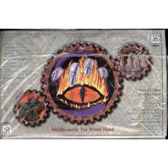 Middle Earth The White Hand Booster Box