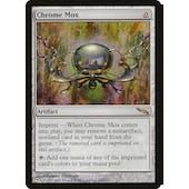 Magic the Gathering Mirrodin Single Chrome Mox - NEAR MINT (NM)