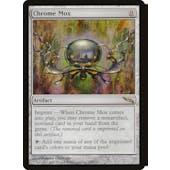 Magic the Gathering Mirrodin Single Chrome Mox - SLIGHT PLAY (SP)