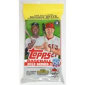 2019 Topps Series 2 Baseball Jumbo Value Pack (Mookie Betts Insert)