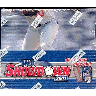 WOTC MLB Showdown 2001 Baseball Booster Box