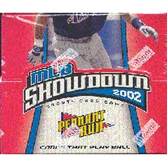 WOTC MLB Showdown 2002 Pennant Run Baseball Booster Box