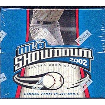 WOTC MLB Showdown 2002 Baseball Booster Box