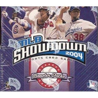WOTC MLB Showdown 2004 Baseball Booster Box