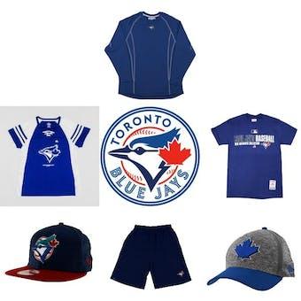 Toronto Blue Jays Officially Licensed MLB Apparel Liquidation - 200+ Items, $10,000+ SRP!