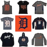 Detroit Tigers Officially Licensed MLB Apparel Liquidation - 450+ Items, $18,500+ SRP!