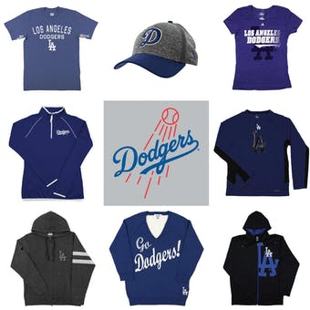 Los Angeles Dodgers Officially Licensed MLB Apparel Liquidation - 460+ Items, $23,400+ SRP!