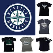 Seattle Mariners Officially Licensed MLB Apparel Liquidation - 360+ Items, $14,000+ SRP!