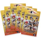 Image for  6x 2020 Topps Baseball MLB Sticker Collection Pack