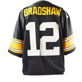 Terry Bradshaw Mitchell & Ness Jersey Pittsburgh Steelers Size XL