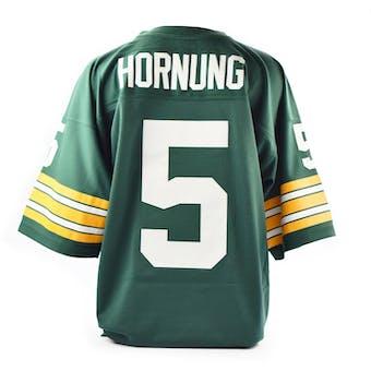 Paul Hornung Mitchell & Ness Jersey Packers Size XL Green