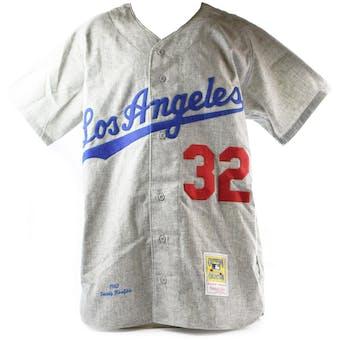 Sandy Koufax Mitchell & Ness Jersey Dodgers SIZE L