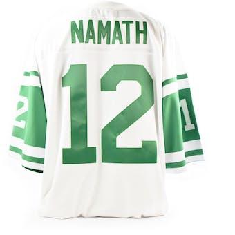 Joe Namath Mitchell & Ness Jersey Jets Size XL