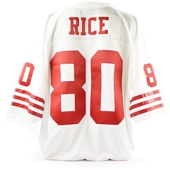 Jerry Rice Mitchell & Ness Jersey 49ers Size XXL White