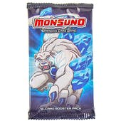 Monsuno Trading Card Game Booster Pack (2012 Topps)