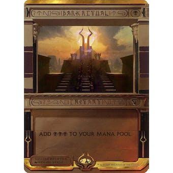 Magic the Gathering Amonkhet Invocation Single Dark Ritual FOIL - NEAR MINT (NM)