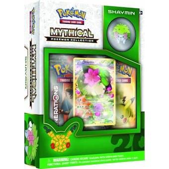 Pokemon: Mythical Collection Box (Shaymin)