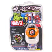 Upper Deck Marvel Slingers Starter Pack