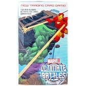 Upper Deck Marvel Ultimate Battles Starter Deck -  Lot of 30