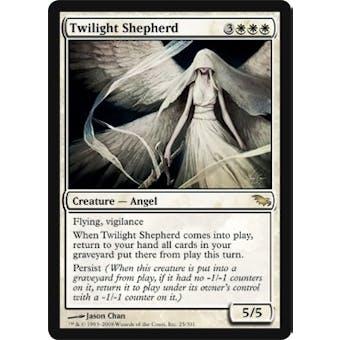 Magic the Gathering Shadowmoor Single Twilight Shepherd FOIL - NEAR MINT (NM)