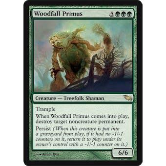 Magic the Gathering Shadowmoor Single Woodfall Primus - NEAR MINT (NM)