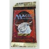 Magic the Gathering 4th Edition Booster Pack (Reed Buy)