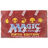 Magic the Gathering 5th Edition Tournament Starter Deck Box