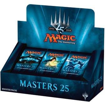 Magic the Gathering 25th Anniversary Masters Booster Box (Masters 25)