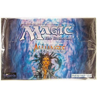Magic the Gathering Alliances Booster Box (Reed Buy)