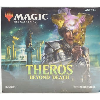 Magic the Gathering Theros Beyond Death Bundle Box