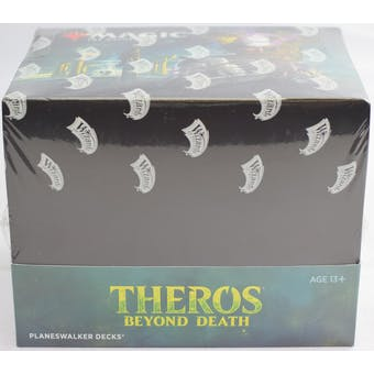 Magic the Gathering Theros Beyond Death Planeswalker Deck Box