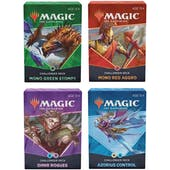 Magic the Gathering 2021 Challenger Deck - Set of 4 (Presell)