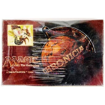Magic the Gathering Chronicles Booster Box
