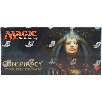 Magic the Gathering Conspiracy: Take The Crown Booster Box