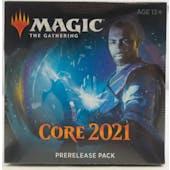 Magic the Gathering Core 2021 Pre-Release Kit