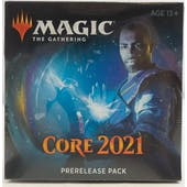 Magic the Gathering Core 2021 Pre-Release Kit