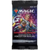 Magic The Gathering Adventures in the Forgotten Realms Set Booster Pack