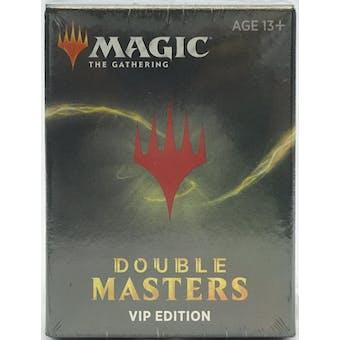 Magic the Gathering Double Masters VIP Booster Mini Box