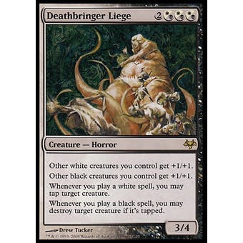 Magic the Gathering Eventide Single Deathbringer Liege - SLIGHT PLAY (SP)