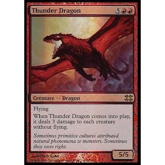 Magic the Gathering From The Vault Single Thunder Dragon FOIL - NEAR MINT (NM)