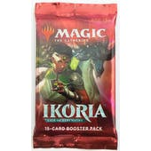 Magic the Gathering Ikoria: Lair of Behemoths Draft Booster Pack